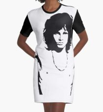 THEY CALLED HIM JIM Graphic T-Shirt Dress