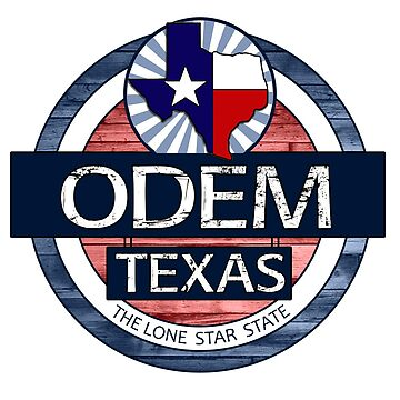 Odem Texas rustic wood circle by artisticattitud
