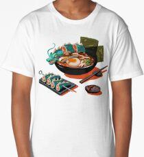 Ramen T-shirt long