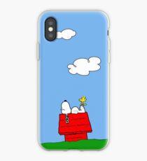 Snoopi. iPhone Case
