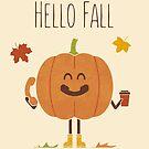Hello Fall by Teo Zirinis