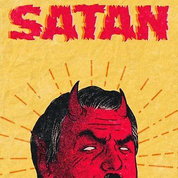 Bolsonazi - Not Today Satan by sojustfuckme