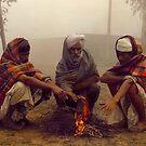 SHARING WARMTH by RakeshSyal