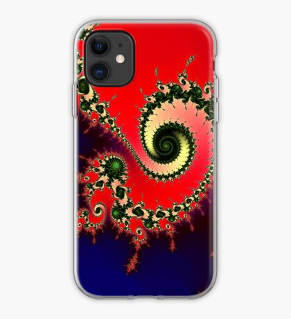 Eccentric VI iPhone Case