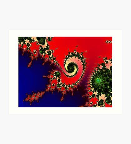 Eccentric VI Art Print