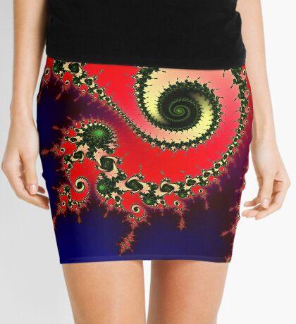 Eccentric VI Mini Skirt