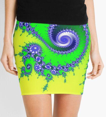 Eccentric IV Mini Skirt
