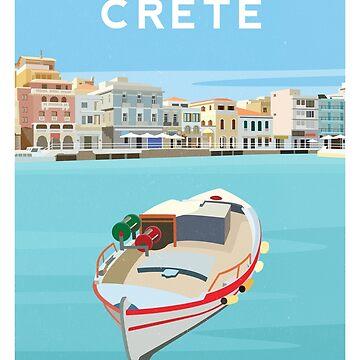 Crete - Agios Nikolaos by typelab