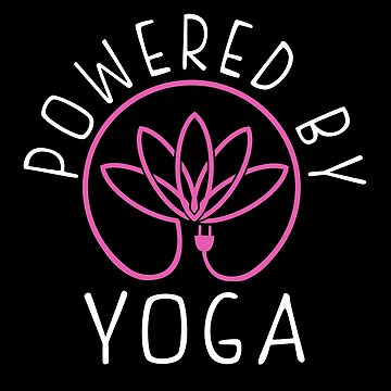 Powered by Yoga by KsuAnn