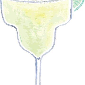 Margarita Drink by hintofmint