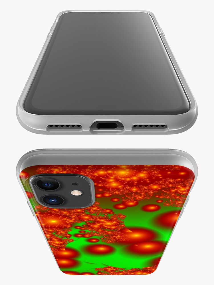 Alternate view of Day Glow II iPhone Case & Cover