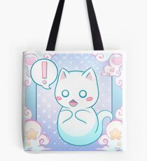 Ghost Cat - Spook - 2018 Tote Bag