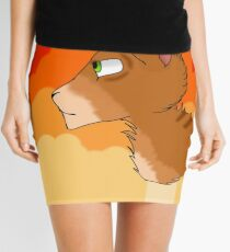 Fire Alone Will Save Our Clan Mini Skirt