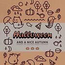 «Happy Halloween Card» de refritomix
