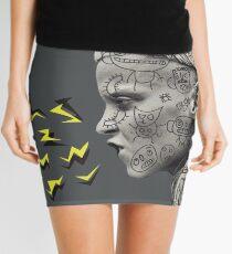 Yolandi Die Antwoord Mini Skirt