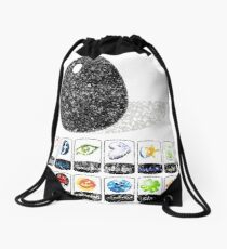 LINUX Drawstring Bag