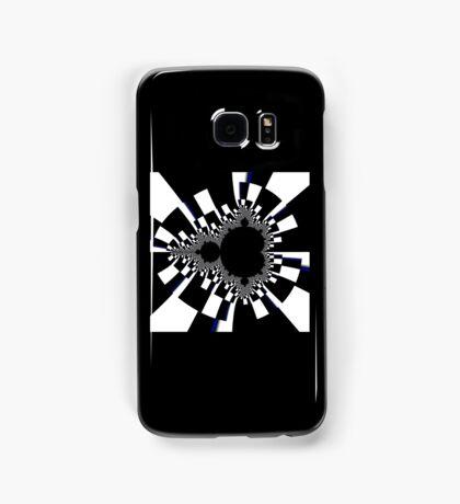 Untitled XVI - White Samsung Galaxy Case/Skin