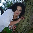 Irynuca tree nymph by Andrew Jones