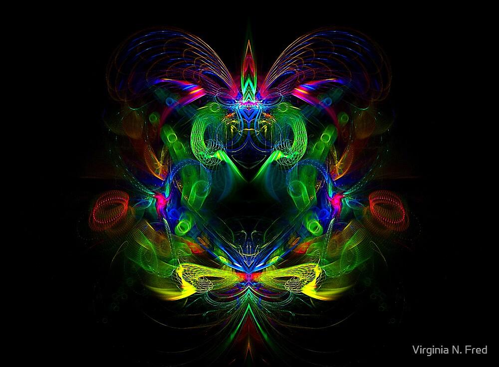 Spectubular by Virginia N. Fred