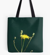 Yellow Hawkweed Tote Bag