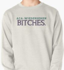 Aca-wiedersehen Pullover