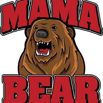 Mama Bear by DarlaBuck