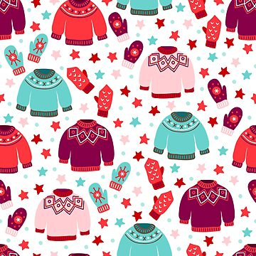 Ugly Christmas Sweater Pattern by crazycanonmom