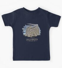 LALLYBROCH Kids T-Shirt