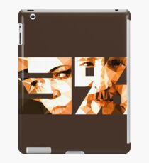 Believe in the Process iPad Case/Skin