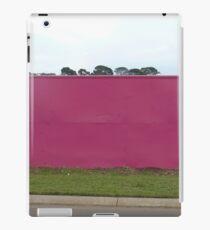 Pink Wall iPad Case/Skin