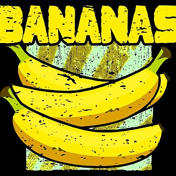 Bananas by NEDERSHIRT