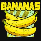Bananas by NEDERSHIRT