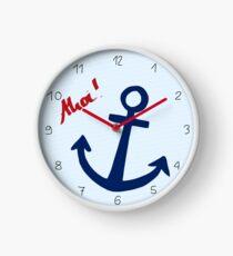 Anker Marine Look Uhr