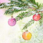 Christmas Delight by Diane Hall