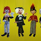 Pelham Puppets by bryanhibleart