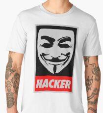 Hacker Men's Premium T-Shirt