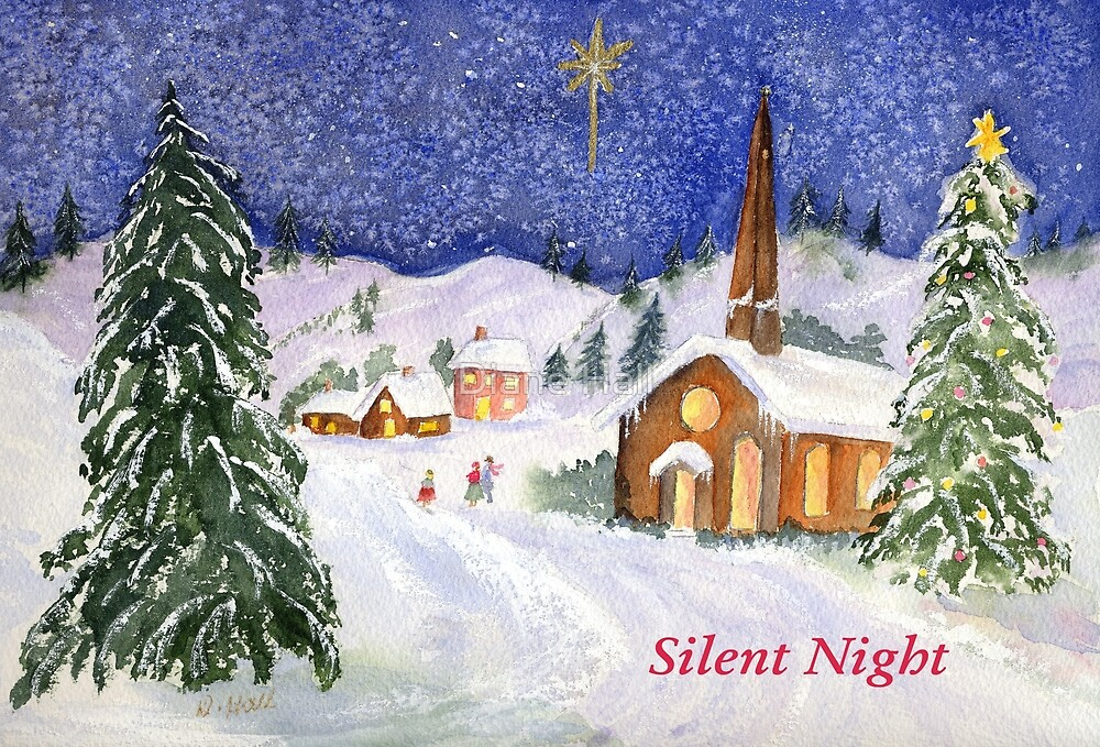 Silent Night by Diane Hall
