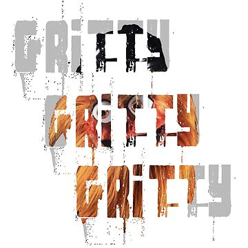 gritty mascot by maciegutierrezY