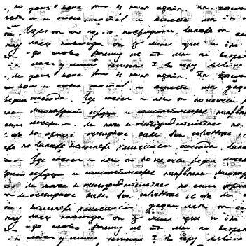 Handwritten Text (1920's) by timothybeighton