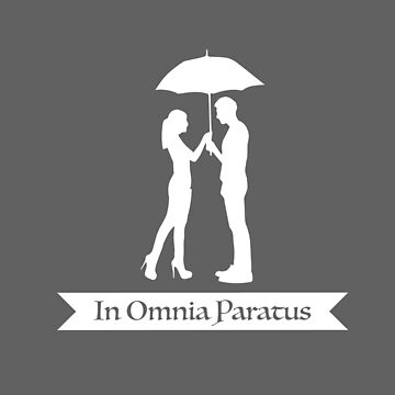 Gilmore Girls, In Omnia Paratus by mymainmandeebo