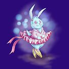 Bunny Ballerina by Anthropolog