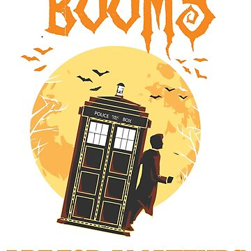 Brooms Are For Amateurs Doctor Who by danielnguyen31