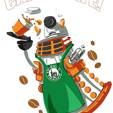Caffeinate Doctor Who by danielnguyen31