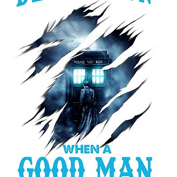 Demons Run When A Good Man Goes To War Doctor Who by danielnguyen31