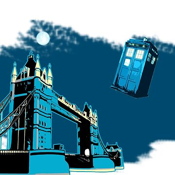 Do You Want To Come With Me Doctor Who by danielnguyen31