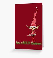 FABULOUS CHRISTMAS Greeting Card