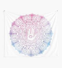 Rezz Mandala 2 Wall Tapestry