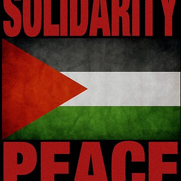 SOLIDARITY PEACE by Paparaw