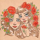 Bloom for me by LeaBarozzi
