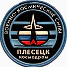 Plesetsk Cosmodrome Logo by MGR Productions